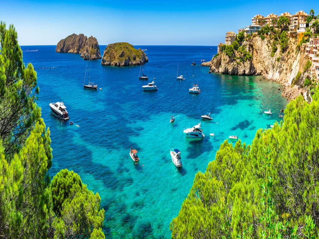 Spain and the Balearics Yacht Charter