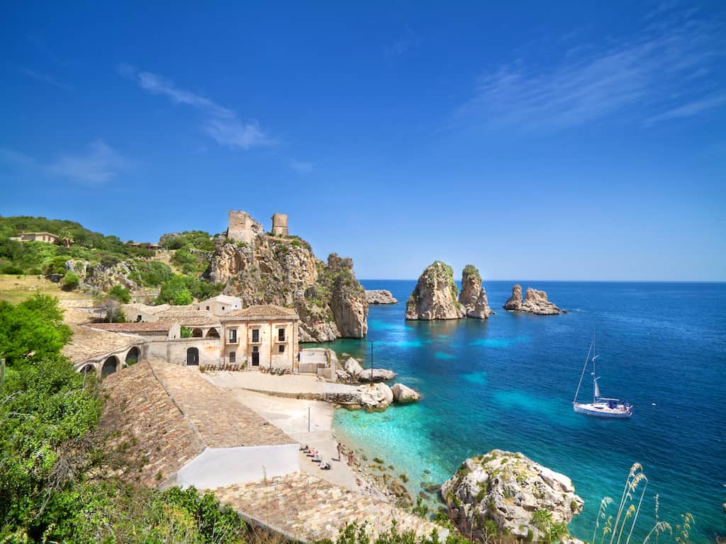 Sicily Yacht Charter