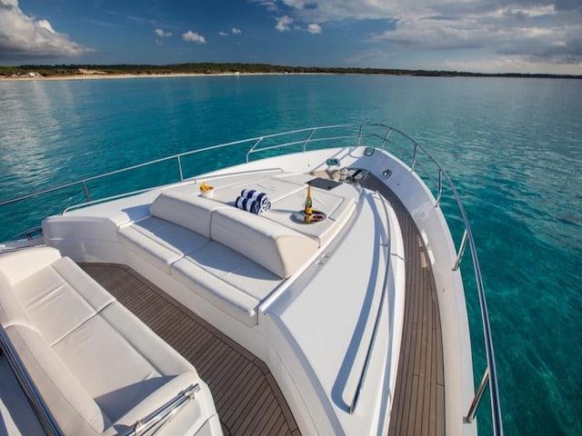 Motor Yacht Charters Luxury