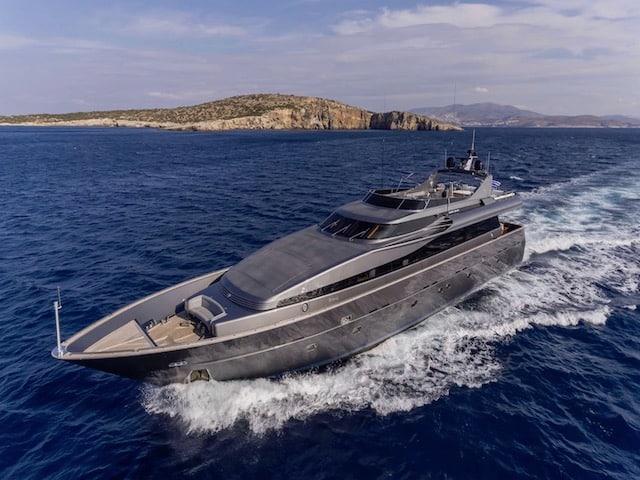 Motor Yacht Charters Summer Dreams