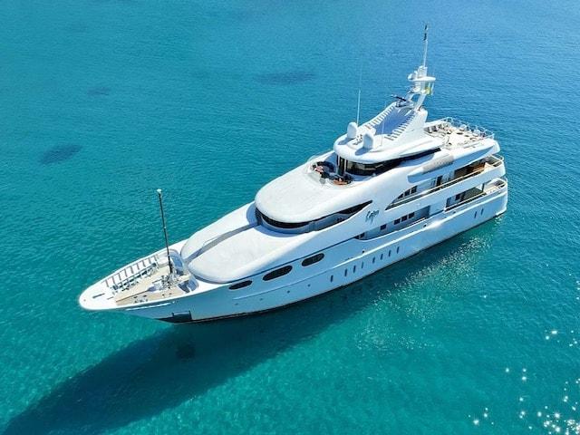Luxury Mediterranean Charter Yachts Superyachts